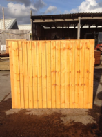 6X5 FEATHEREDGE PANEL